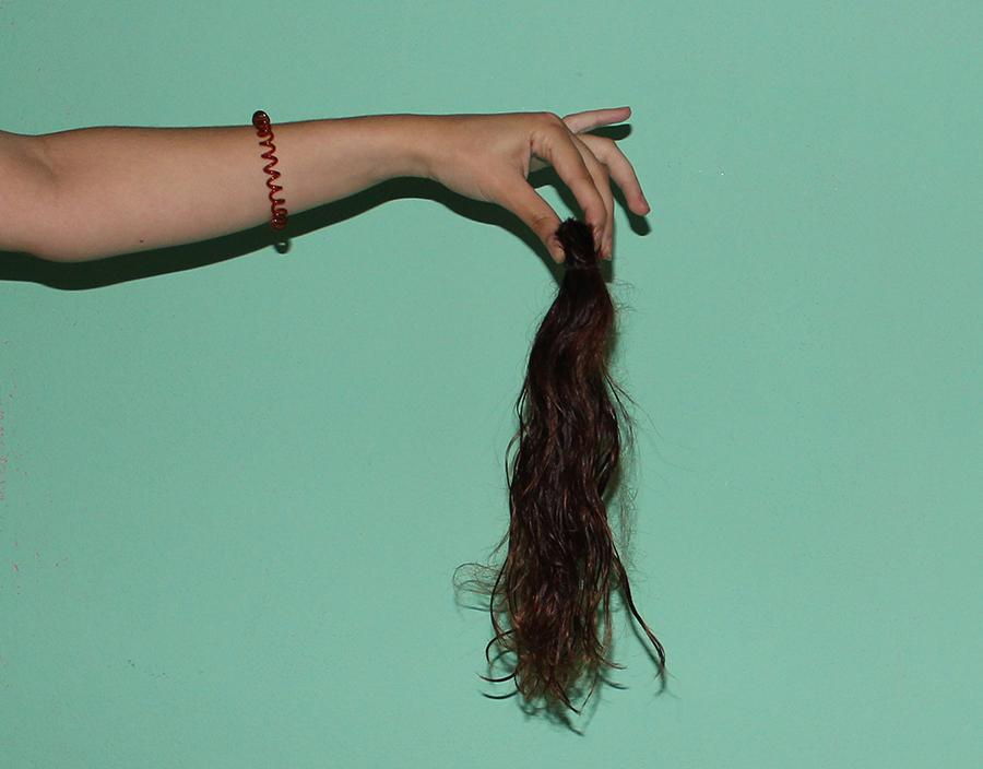 Tamanho mínimo de cabelo para doar