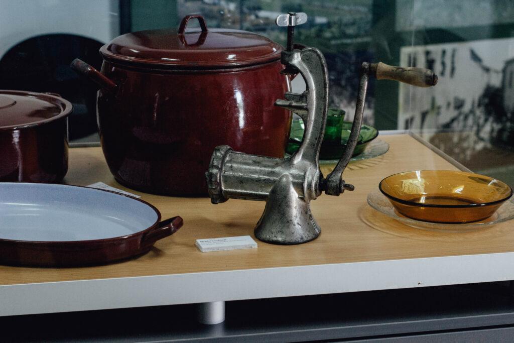 Núcleo Museológico do Contrabando - Perais