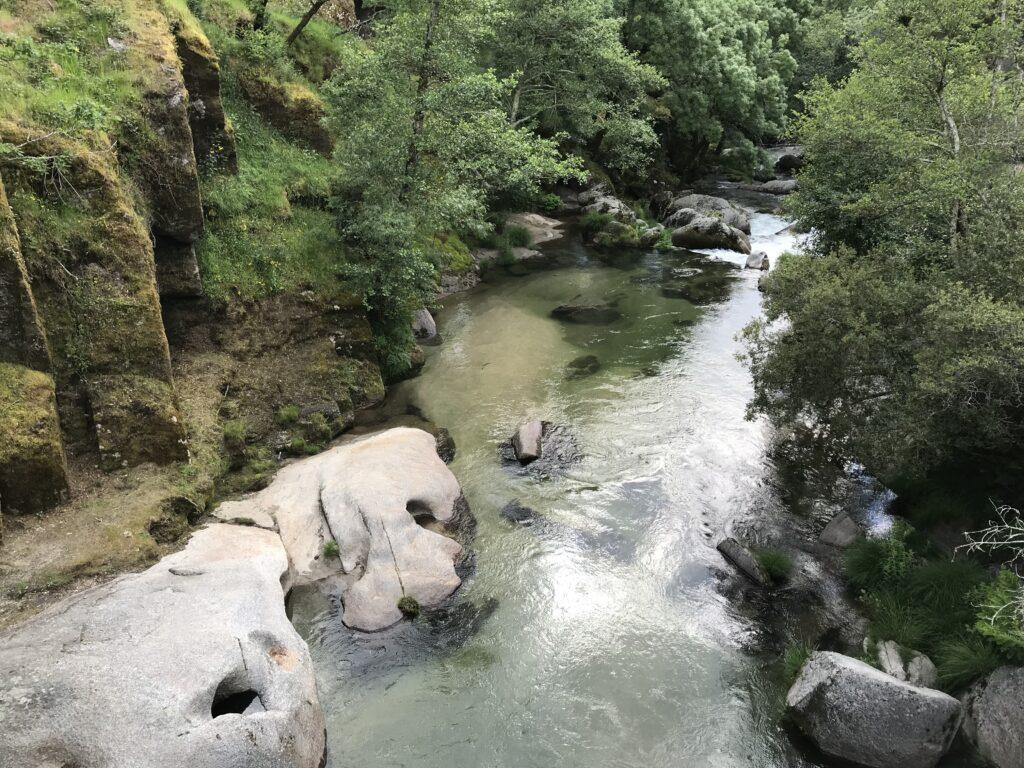 Rio de Ovelha - Ponte do Arco
