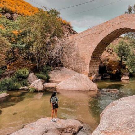 Ponte do Arco Marco de Canaveses Rota do Romanico