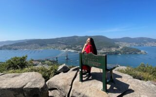 O melhor Banco do Mundo na Galiza